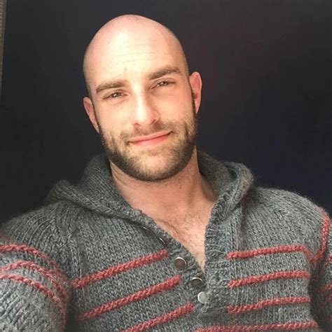 males wo shave other males new study reveals bald men are smarter stronger and sexier