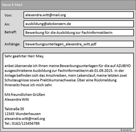 E Mail Bewerbung Anlagen Einzeln muss eine email bewerbung unterschreiben e mail