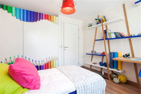Rainbow Interior Design by 17 Brilliant Rainbow Interior Designs For All Those Who