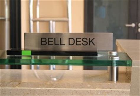 the sumit manwal bell desk