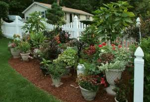 Potted Garden Ideas Container Gardening For The Renter Ahrn