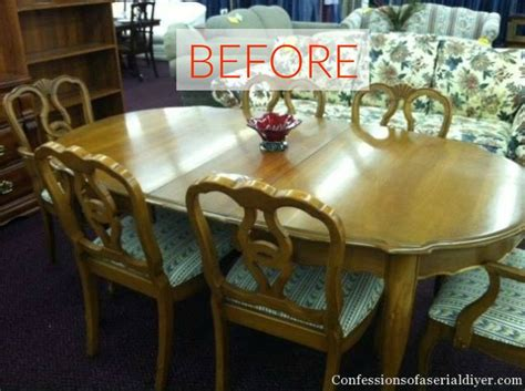 Pictures Of Painted Dining Room Tables 9 Dining Room Table Makeovers We Can T Stop Looking At Hometalk