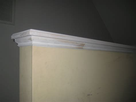 casing capping half wall cap molding photo page everystockphoto