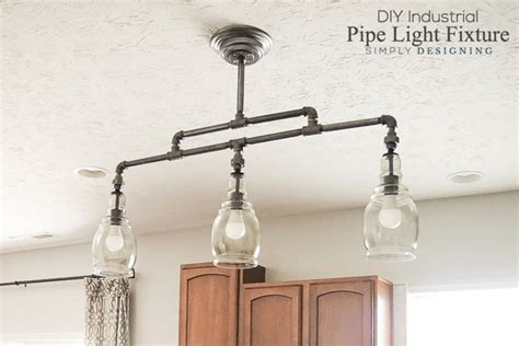 Diy Pipe Light Fixture 10 Amazing Home Decor Projects Something For The Diy Ers Crafters And Upcyclers