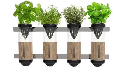 Self Watering Pot Seri Vienna home hydroponic grow kit no electric required