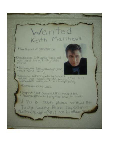 the outsiders resume outsiders quot wanted quot poster free rubric for application letter
