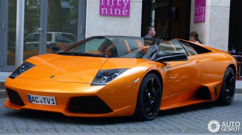 Lamborghini Murcielago Lp640 Roadster For Sale Lamborghini Murci 233 Lago Lp640 Roadster 16 March 2014