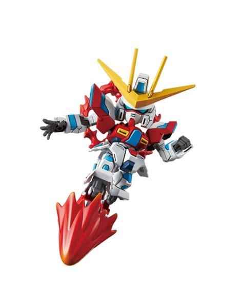 Sd Gundam Ex Standard Try Burning Gundam Sd sd gundam ex standard gundam build fighters try build