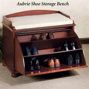 Shoe Storage Bench Ayden Shoe Storage Bench