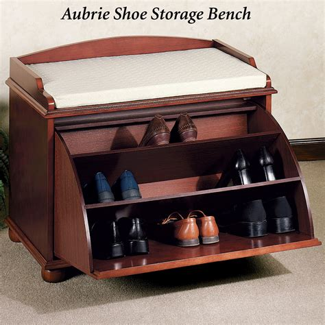 outdoor bench with shoe storage ayden shoe storage bench
