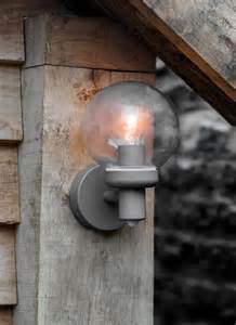 Unique Outdoor Wall Lights Aldgate Pir Outdoor Wall L Steel Garden Trading