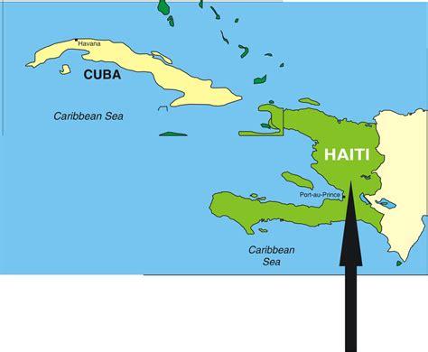 america map haiti flash appeal for africa haiti america