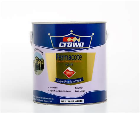 Crown Permacote | crown permacote exterior emulsion with teflon 174 crown