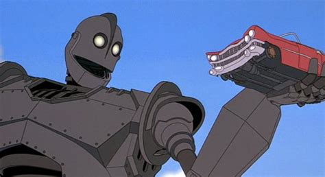 the iron giant the iron giant modest movie