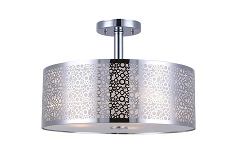 Amazing Light Fixtures Chrome Light Fixtures Amazing Chrome Sconces Three Lights Semi Flush Mount With Chrome