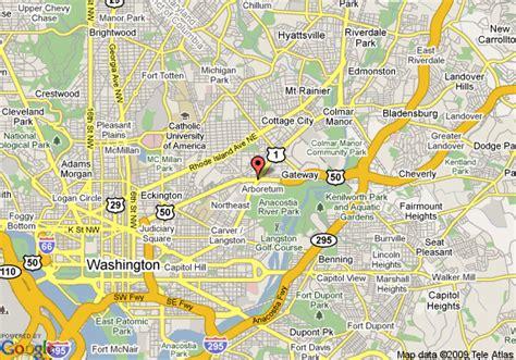 washington dc map new york fairfield inn suites washington dc new york avenue