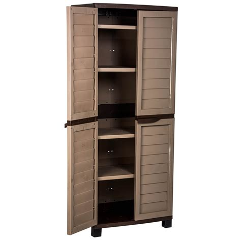 cabinets cupboards starplast plastic utility cabinet cabinets matttroy