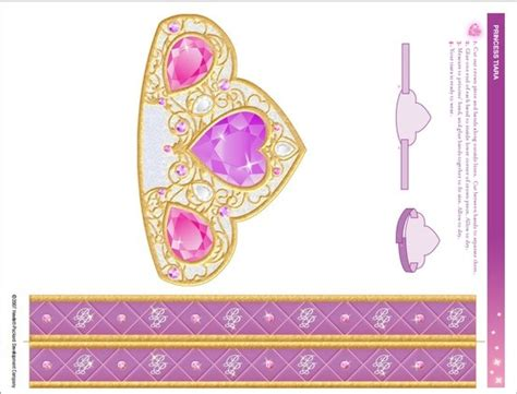 printable rapunzel crown 53 best images about free templates to make crowns on