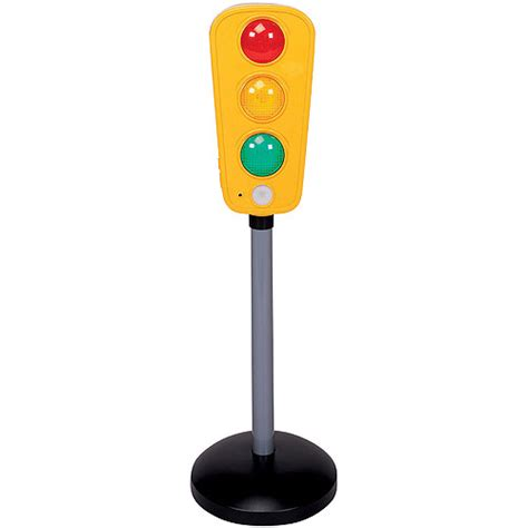 Light Toys by Motion Activated Talking Traffic Light Ebay