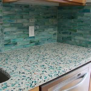 vetrazzo bretagne blue color installed design photos and reviews granix marble amp granite inc