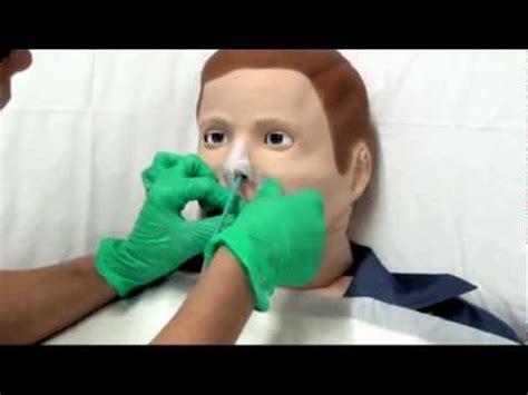 alimentazione sondino naso gastrico igiene intima paziente allettato doovi