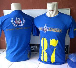Kaos Arema Logo Emas arema south borneo