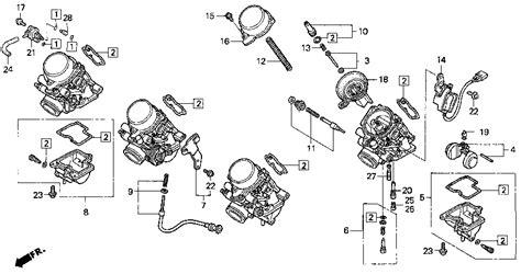 Jet Kits How To Carburetor Diagrams Cbr600f3 1995
