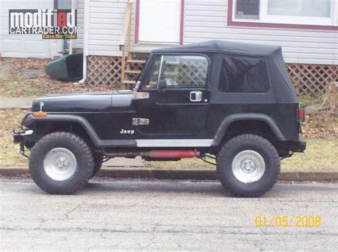 1988 Jeep Wrangler For Sale 1988 Jeep Wrangler For Sale Ashtabula Ohio