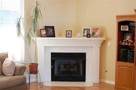 Corner Fireplace With Mantel by How To Decorate A Corner Fireplace Mantel 5 Ways For