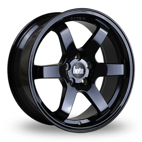 Black B1 bola b1 black 18 quot alloy wheels wheelbase
