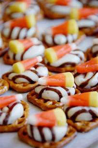 Halloween Treats by Barefoot And Baking Sweet And Salty Halloween Treats