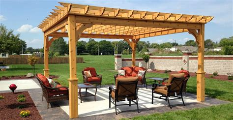 Backyard Usa by Pergola Kits Usa