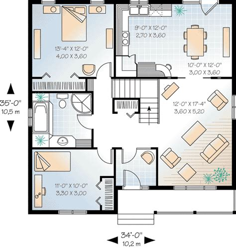 family home plan house plan 65385 at familyhomeplans com
