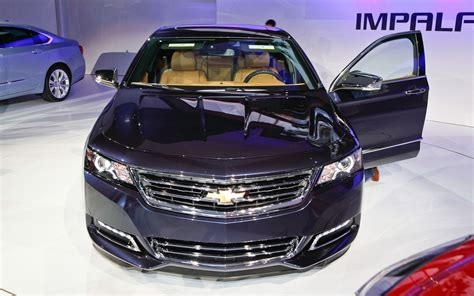 2014 chevrolet impala chevy gas mileage the car connection