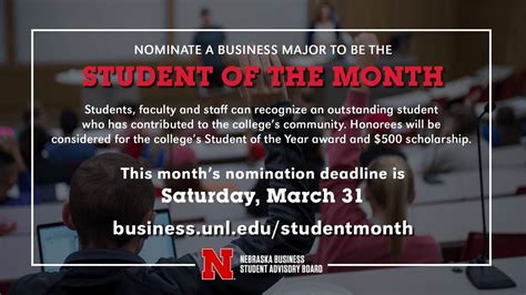 Unl Mba Salary by College Of Business Top Things To Announce