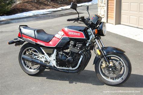 1985 Suzuki Gs1150e Superbike Universe