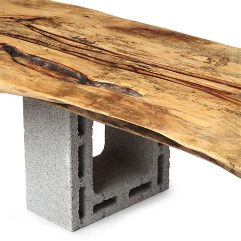 slab bench live edge slab bench for sale at 1stdibs