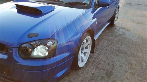 classic subaru 2004 subaru impreza uk wrx sti 480bhp ck classic cars