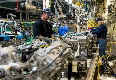 Toyota Manufacturing Huntsville Economic Engines