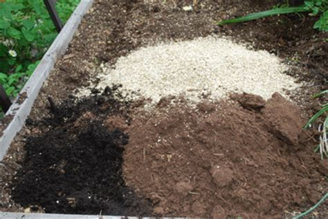 Square Foot Gardening Soil Mix by Planting Mix For Your Square Foot Garden