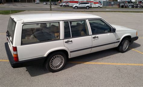 1992 volvo 740 wagon with 5 7l ls1 v8 engine conversion and 6 speed manual trans