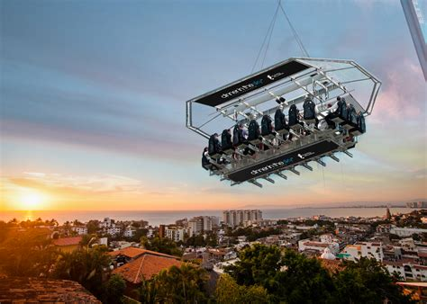 15 Things You Should Know About Dinner In The Sky Puerto Vallarta