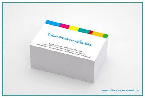 Online Drucken Billig by G 252 Nstig Visitenkarten Drucken