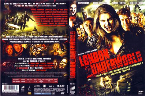 film london underworld jaquette dvd de london underworld cin 233 ma passion