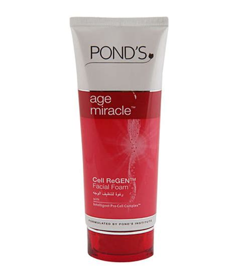 Ponds Age Miracle 10 G 10 on ponds age miracle daily cell regenerating