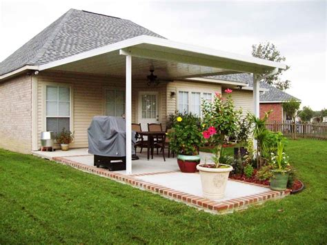 Aluminum Patio Covers: Extended Outdoor Living   Home