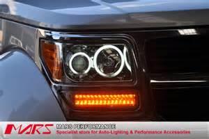 Dodge Nitro Engine Light Clear Ccfl Projector Lights For Dodge