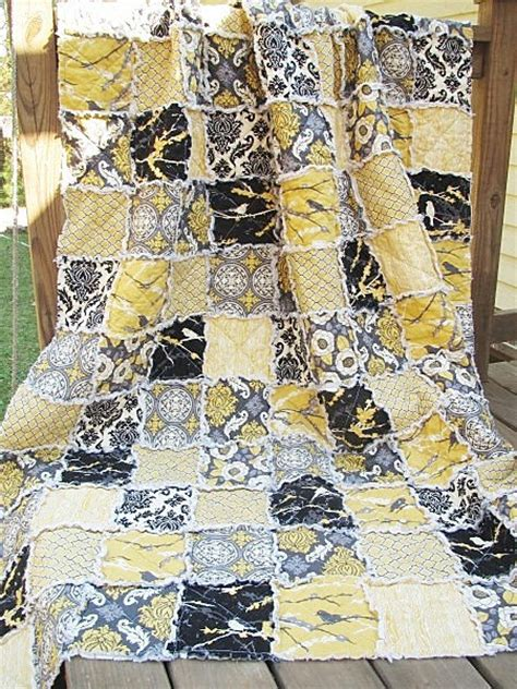 Yellow King Quilt southern charm quilts