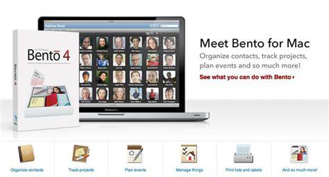 Filemaker S Bento For Mac Updated To Version 4 Ios Version Updated Macstories Bento Template Exchange