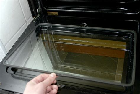 How To Clean Glass Oven Doors How To Clean The Insides Of A Pane Window In Your Oven Door